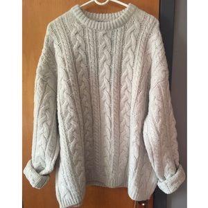 *BRAND NEW* ALLSAINTS gable crew knit sweater
